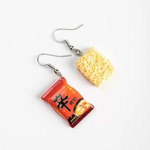 Jewelry - Noodle Earrings